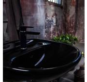 Tvättställ Gustavsberg Estetic 410360 C+ svart