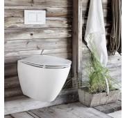 Vägghängd toalettstol Ifö Inspira Art 6245