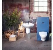 Vägghängd toalettstol Gustavsberg Estetic 8330 C+